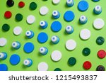 ecology recycling concept. many ... | Shutterstock . vector #1215493837