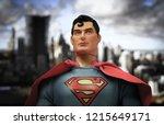 oct 27 2018   portrait of... | Shutterstock . vector #1215649171