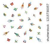 vector background. people  men... | Shutterstock .eps vector #1215730357