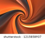 golden fibonacci logarithmic... | Shutterstock . vector #1215858937