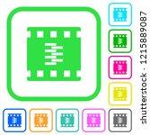 compress movie vivid colored...   Shutterstock .eps vector #1215889087