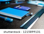 back to school of education...   Shutterstock . vector #1215899131