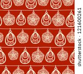 seamless pattern with cute... | Shutterstock .eps vector #121600261
