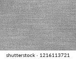 linen fabric texture or... | Shutterstock . vector #1216113721