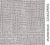 seamless hand drawn pattern... | Shutterstock .eps vector #1216129051