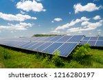 solar panels  photovoltaic  ...
