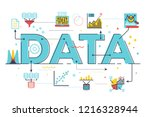 fund word lettering...   Shutterstock .eps vector #1216328944
