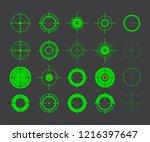 creative vector illustration of ... | Shutterstock .eps vector #1216397647