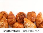 selection of pastries | Shutterstock . vector #1216483714