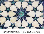uzbekistan tashkent october 28  ... | Shutterstock . vector #1216532731