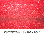 abstract christmas background ... | Shutterstock . vector #1216571224