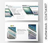 business templates in hd format ... | Shutterstock .eps vector #1216716307