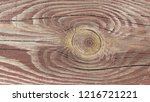 the old brown wood texture with ... | Shutterstock . vector #1216721221