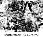 grunge | Shutterstock . vector #121676797