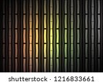 dark green  red vector... | Shutterstock .eps vector #1216833661