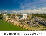 miami beach  fl  usa   october... | Shutterstock . vector #1216898947
