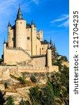 The Alcazar Of Segovia Is A...