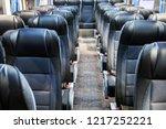 modern and comfortable long... | Shutterstock . vector #1217252221