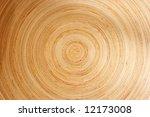 circular texture of a wooden... | Shutterstock . vector #12173008