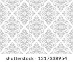 wallpaper in the style of... | Shutterstock .eps vector #1217338954