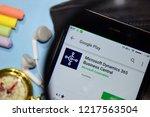 bekasi  west java  indonesia....   Shutterstock . vector #1217563504