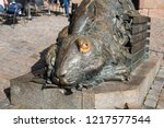nuremberg  germany   october 17 ... | Shutterstock . vector #1217577544