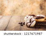 Glazed Mini Gluten Free Donuts...