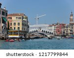 regatta in venice | Shutterstock . vector #1217799844