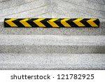 sign on walk way | Shutterstock . vector #121782925