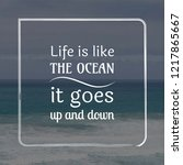 Life Is Like Ocean Goes - Fine Art prints