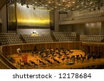 Concert Hall In National Cente...