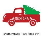 vector illustration of an old... | Shutterstock .eps vector #1217881144