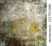grunge wall  highly detailed... | Shutterstock . vector #1217911084