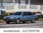 chiangmai  thailand   september ...   Shutterstock . vector #1217925754
