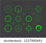 creative vector illustration of ... | Shutterstock .eps vector #1217985691