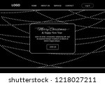 christmas lights  vector...