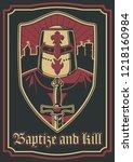 Baptize And Kill  Medieval...