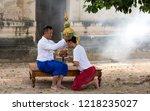 ayutthaya.thailand.october 30  ...   Shutterstock . vector #1218235027