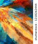 modern art. colorful... | Shutterstock . vector #1218262444