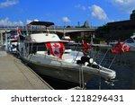 ontario  canada  july. canada... | Shutterstock . vector #1218296431