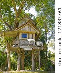 Beautiful Tree House  Suan...