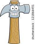 cartoon illustration of a... | Shutterstock . vector #121866451