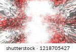 glow light with decorative... | Shutterstock . vector #1218705427