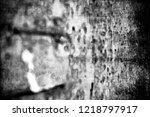 metal texture with scratches...   Shutterstock . vector #1218797917