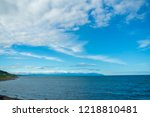 landscape in various places of... | Shutterstock . vector #1218810481