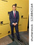 Small photo of New York, NY - November 1, 2018: David Miliband attends the 2018 IRC Rescue Dinner at New York Hilton Midtown