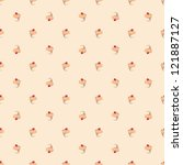 seamless vector pattern or...   Shutterstock .eps vector #121887127
