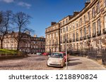 10 april 2016  edinburgh ... | Shutterstock . vector #1218890824