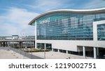 incheon  south korea   august... | Shutterstock . vector #1219002751