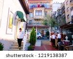 izmir  turkey   october 29 ... | Shutterstock . vector #1219138387